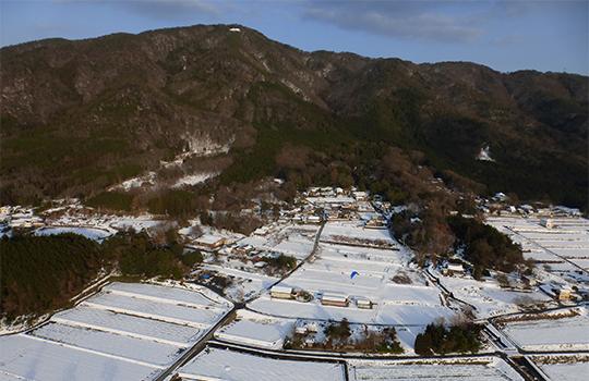 パラパーク京都 冬